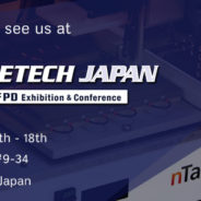 nTact at Finetech Japan April 16-18