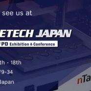 nTact at Finetech Japan April 16-18